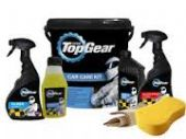 TOPGEAR 7 PIECE CAR CARE KIT